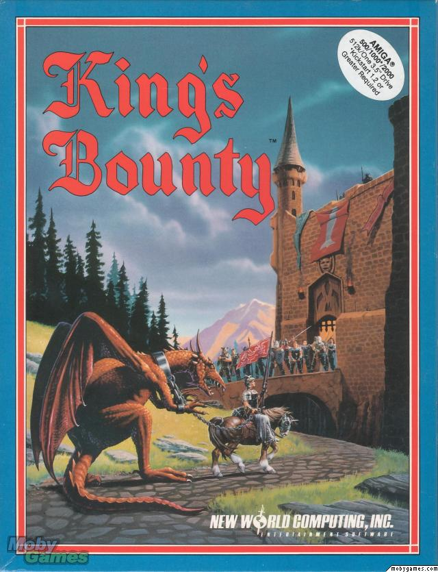 King's Bounty Cover